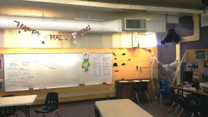 d4 halloween decorating contest