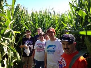 Dixon Corn Maze