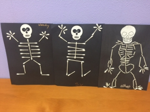 EG-skeletal arts